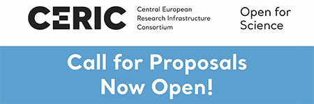 CERIC-ERIC: call for proposals