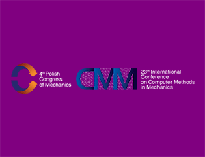 Polish Congress of Mechanics and the International Conference on Computer Methods in Mechanics