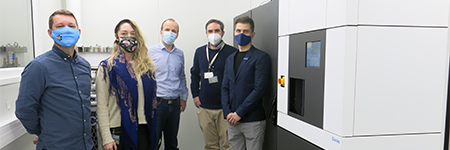 Cryo – electron microscope Glacios is already a part of the SOLARIS Centre research infrastructure