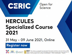Join! HERCULES Specialized Course 2021